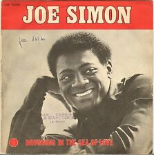 """JOE SIMON """"DROWNING IN THE SEA OF LOVE"""" NORTHERN SOUL 60'S SP LM 78005"""