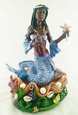 14 Inch Statue Orisha Yemaya Virgen De La Regla Estatua Diosa del Mar Orisha