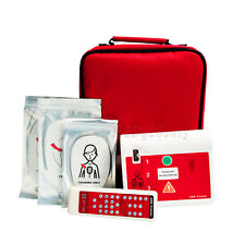 Automatic External Defibrillator Simulator AED Trainer CPR AED Training English
