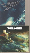 WOLFMOTHER 10th Anniversary 2 CD foldout Digipak signed