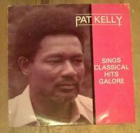 Pat Kelly Sings Classical Hits Galore Vinyl LP Album 33rpm Striker Lee BLP002