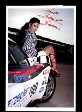 Anett Benik Garami Foto Original Signiert Motorsport + A 155233
