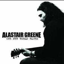 GREENE,ALASTAIR-THE NEW WORLD BLUES (US IMPORT) CD NEW