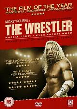 The Wrestler -Mickey Rourke wrestles with his demons NEW SEALED Darren Aronofsky
