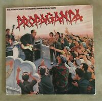 ~PROPAGANDA new wave LP~ Joe Jackson - The Police - Squeeze - The Reds + More!!!