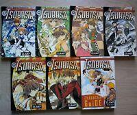 Tsubasa Reservoir Chronicle 9-14, Character Guide, Lot of 7 Shonen Manga