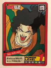Yu Yu Hakusho Super Battle Power Level 209 - Part5