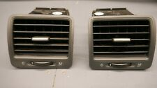 VW GOLF GT MK5 3DR PAIR OF DASHBOARD AIR VENTS 04-09 1K0819710 / 1K0819709
