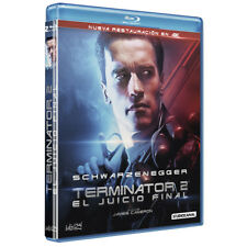 Terminator 2: Judgment Day - Terminator 2: El Juicio Final (Bluray)