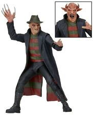 "Nightmare on Elm Street 7"" Scale Freddy Krueger Action Figure Wes Craven's New"