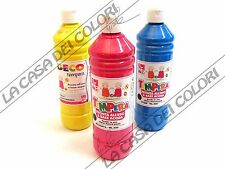 CWR DECO - TEMPERA PRONTA ALL'USO - 500 ml - VARI COLORI