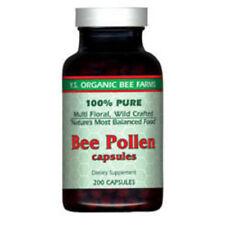 Bee Pollen 500mg YS Eco Bee Farms 200 Caps