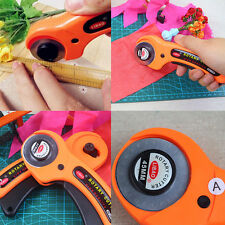 45mm Rotary Cutter Distinctive Quilters Perfectful Sewing Stitch Fabric Cutting