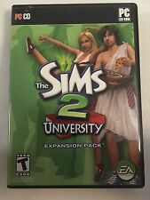 Sims 2 (PC) Lot of 4 Games (University, Nightlight & Seasons) Fast Free Shipping