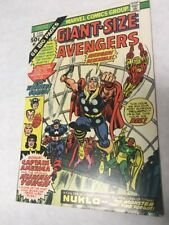GIANT SIZE AVENGERS #1 VF/NM 9.0 ALL WINNERS 1st NUKLO HIGH EVOLUTIONARY MARVEL