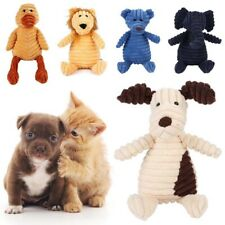 Soft Pet Puppy Chew  Play  Squeaker Squeaky Funny Cute Plush Sound For Dogs Toy