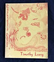 TIMOTHY LEARY PSYCHEDELIC PRAYERS 1966 Tao Te Ching Poems Poetry