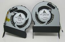 Pair Of CPU Cooling Fan For HP Envy 13 Envy 13-1000 Laptop KSB05105HB 9D2P 9D2N