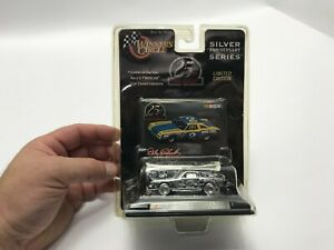 Dale Earnhardt #2 Mike Curb 1980 Oldsmobile Cutlass Supreme Silver Series 1:64