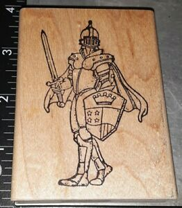 Knight in armour, the rubbernecker,,285,rubber, wood