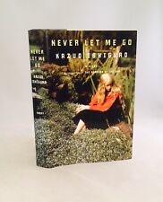Never Let Me Go-Kazuo Ishiguro-SIGNED!!-TRUE First/1st U.S. Edition-Nobel Winner