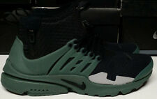 Nike Air Presto Mid SP Size 10 Black Vintage Green Silver Mens Shoe AA0868-003