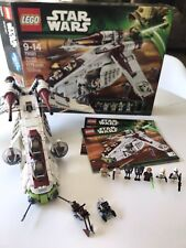 lego star wars republic gunship 75021, Preowned, complete set.