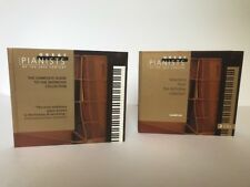 GREAT PIANISTS OF THE 20th CENTURY Complete Collection Guide & Selections 2CDs