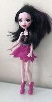 Monster High Draculaura Doll With Cheerleading Outfit