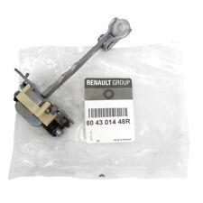 ORIGINAL Renault Türfeststeller Türfangband LAGUNA III vorne / hinten 804301448R
