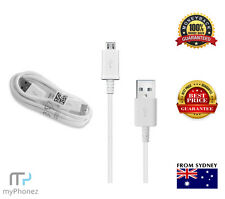 Samsung Galaxy S7 S6 S5 S4 S3 Edge Plus Note 4 5 Micro USB Charger Cable TOP AUS
