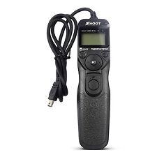 MC-DC2 Timer Remote Control Shutter Release MC-N3 for Nikon D5300 D7200 D3200