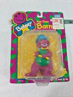 VTG Barney Dinosaur Fun Time Toy Figure Child Dimension Cake Topper ~ Ships FREE