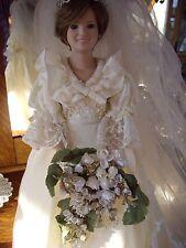 Princess Diana Bride Doll, Danbury Mint