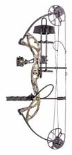 New Bear Cruzer G2 Bow 10-55 LB Complete Ready To Hunt Right Hand