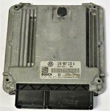 VW Golf Mk5 2.0 TFSI AXX Engine Control Unit ECU 1K0907115A