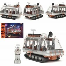Lost In Space Chariot 1/24 Model Kit with Robot B-9 / Ym3 18Lpl10