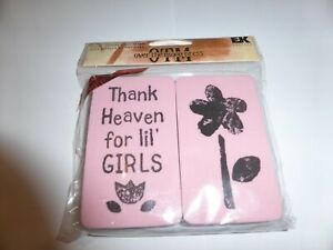 CRAFTING RUBBER STAMPS  GIRLS AND FLOWER IDEAL FOR CARD MAKING