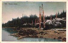 Postcard Kassan Alaska