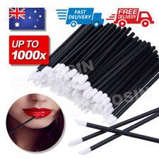 2000PCS Disposable Lip Gloss Wands Brush Lipstick Applicator Multifunction Tool