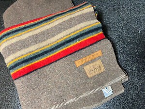 Pendleton Home Collection Wool Blanket The Girl On The Train Cast & Crew Rare