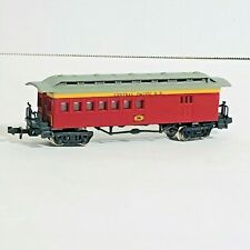 N Scale Central Pacific RR 1860 Old Timer 47' Passenger Coach