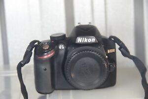 Nikon D3200 24.2 MP Digital SLR Camera -   Infrared 590nm converted camera