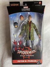 Marvel Legends Hasbro Peter Parker Spider-Man 6 inch Action Figure - F0256