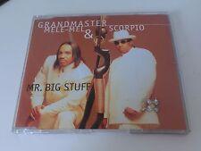 Maxi CD Grandmaster Mele-Mel & Scorpio Mr. Big Stuff CD