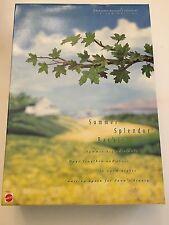 1996 Mattel SUMMER SPLENDOR BARBIE - Enchanted Seasons Collection New in Box