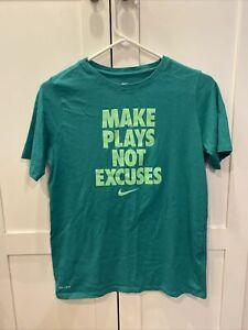 The Nike Tee Boys Shirt XL