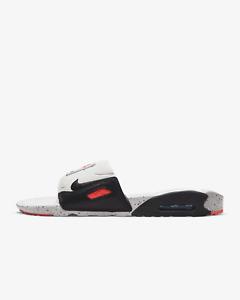 Nike Air Max 90 Slider White/Turf Orange/Aquamarine/Black BQ4635-102