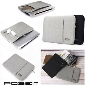 """Laptop Ultrabook Cover Soft Sleeve Bag Case Pouch For 13"""" DELL XPS/Apple MACBOOK"""