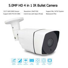 CCTV security 5MP AHD/TVI/CVI/CVBS 4 in 1 D/N HD 36pcs IR Outdoor Bullet Camera